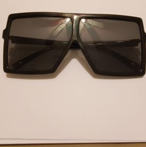Square Oversized Sunglasses for Women